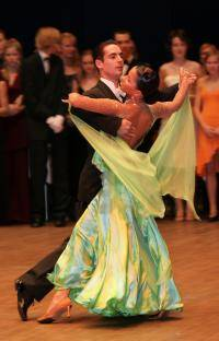 Современные танцы: Кто за сколько научился танцевать