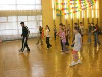 Мастер класс современным танцам