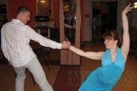 Современные танцы: Новый Год в Выборгской стороне