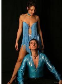 Современные танцы: Семинары от действующей чемпионки России Зиганшиной Нели