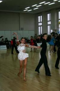 Современные танцы: Ищу партнера    г  Москва