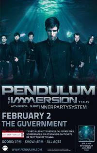 Современные танцы: Pendulum Live