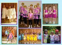 Современные танцы: Элементы средней и старших групп