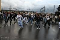 Современные танцы: Флешмоб 26 июня на Дне Города