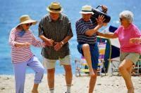 Современные танцы: Танцующие друзья  Тема для старичков