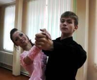 Современные танцы: Ищу партнершу