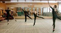 Современные танцы: группа классической хореографии