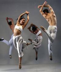 Современные танцы: Кстати насчет названия