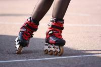 Катание на роликах: Танцы на роликовых коньках