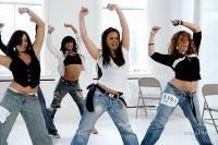 Современные танцы: Танцевальный сленг