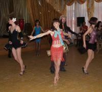 Современные танцы: Вечеринки в стиле латино