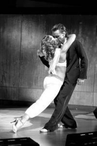 Современные танцы: я пишу диплом по танцу танго
