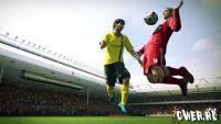 Новости футбола: Вопрос   ответ PES 2010 6