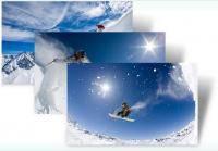 Зимние виды спорта: Фаны    Кто из какого города