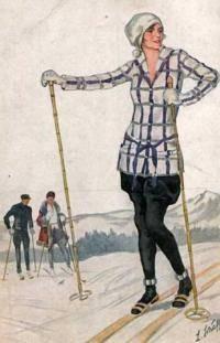 Зимние виды спорта: СХЕМА ПАРКА