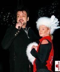 Зимние виды спорта: Анастасия Волочкова и ее партнеры по... <a href=