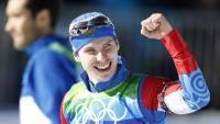 Зимние виды спорта: ЕВГЕНИЙ УСТЮГОВ   ОЛИМПИЙСКИЙ ЧЕМПИОН