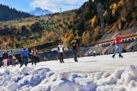 Зимние виды спорта: ИГРА 1000 третий сезон 1