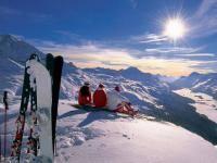 Зимние виды спорта: места катания