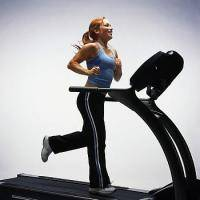 Легкая атлетика: А у вас дома есть беговая дорожка
