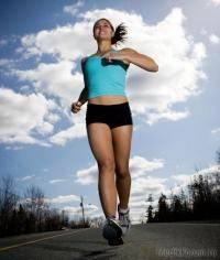 Легкая атлетика: Диета