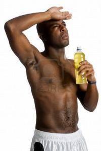 Легкая атлетика: Изотоники  энергетические напитки