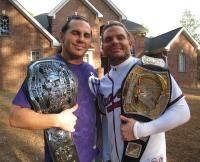 Легкая атлетика: Jeff Hardy ВЕРНЕТЬСЯ В WWE