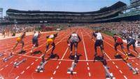 Легкая атлетика: Спортивная лирика