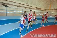 Легкая атлетика: Спортзал на зиму
