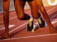 Легкая атлетика: Спринт