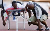 Легкая атлетика: Какую воду пьете на тренировках