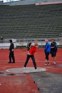 Легкая атлетика: Когда будем отмечать закрытие сезона