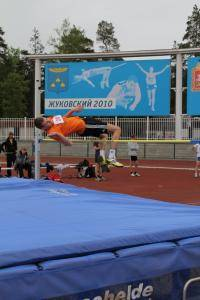 Легкая атлетика: Результаты областных соревнований среди латлетов 92 97 г р14 15 мая 2011г