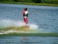 Водные виды спорта: Рыбалка на Дамбе