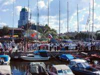 Водные виды спорта: Паруса Выборга 2009