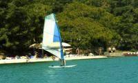 Водные виды спорта: переодеваемся на берегу