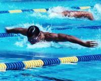 Водные виды спорта: дождь