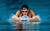 Водные виды спорта: Мышцы в брассе