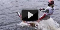 Водные виды спорта: Мышцы