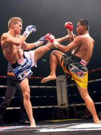 Единоборства: арб против тайского бокса