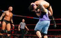 Единоборства: Bragging Rights 24 10 10 WWE Champion Randy Orton vs  Wade Barrett with John Cena