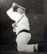 Единоборства: История нунчаку
