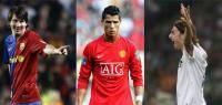 Новости футбола: UEFA ОПРОС Золотой Мяч получит  список претендентов