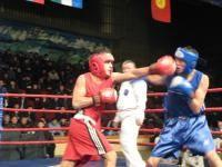 Единоборства: боксеры Казахстана