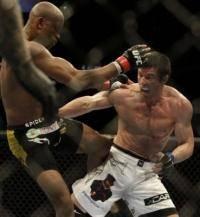 Единоборства: Андерсон Силва   Чаел Соннен UFC 117  7 августа 2010