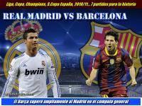 Новости футбола: Battles  Barcelona vs Real Madrid