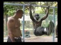 Фитнес и бодибилдинг: каков предел в ghetto workout