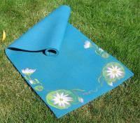Фитнес и бодибилдинг: На каком коврике Вы занимаетесь  Что такое липкий коврик