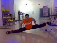 Фитнес и бодибилдинг: растяжки на теле
