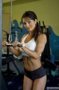 Фитнес и бодибилдинг: Трицепс